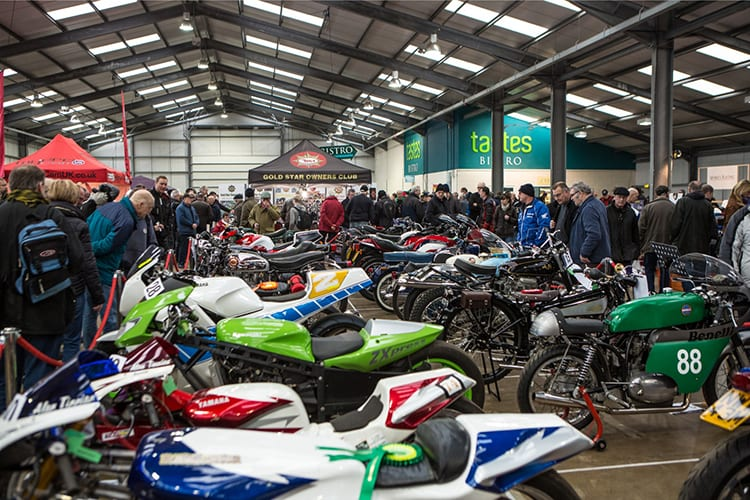 Mods And Rockers A New Way Of Life For Newark January Show The Classic Motorcycle