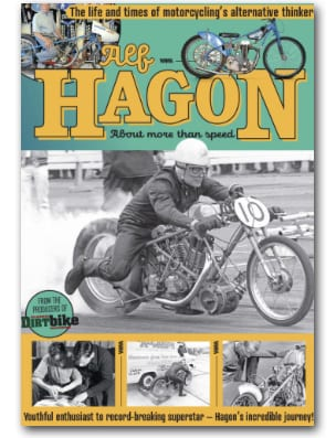 Alf Hagon bookazine