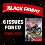 The Classic MotorCycle Black Friday