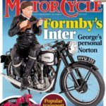 The new May issue of The Classic MotorCycle magazine offers a lavishly illustrated celebration of legendary machines, riders and races, and news, reviews and rare period images from the golden age of motorcycling.