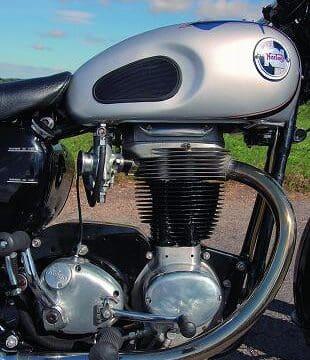 Norton ES2 MK 2